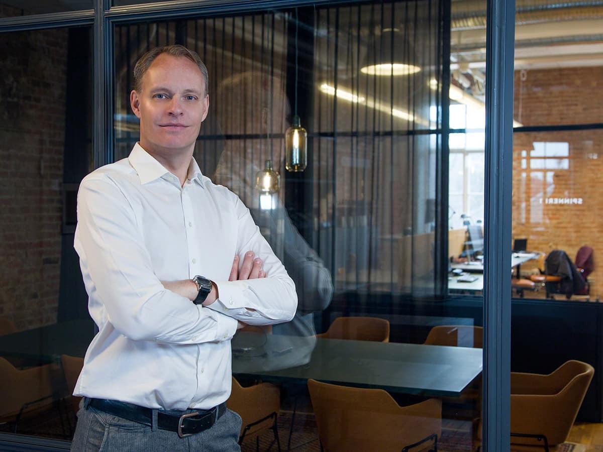 Niklas Siversjö, Siver Growth